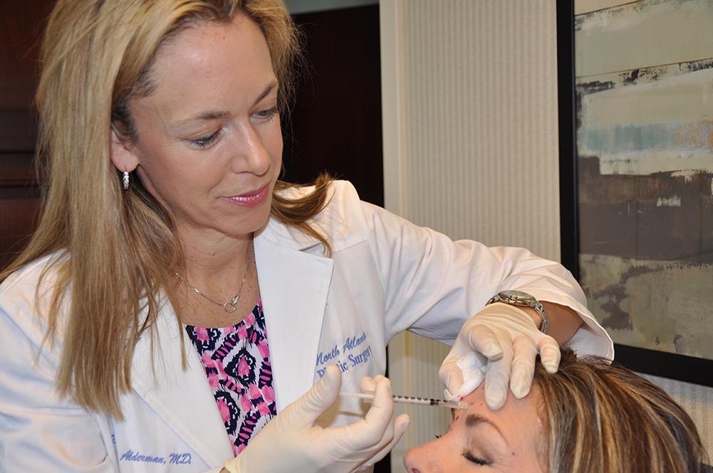 Dermal Fillers Atlanta   Facial Filler Injections   The Spa