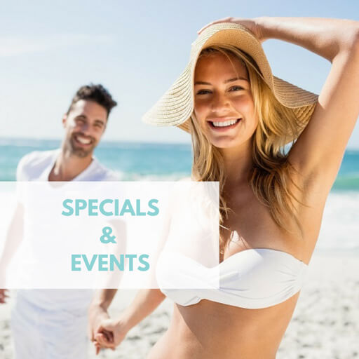 Specials and Events
