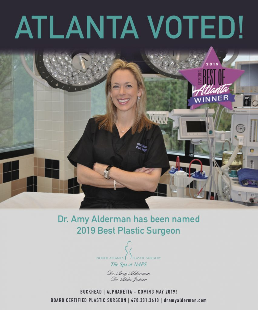 best plastic surgeon in Atlanta 2019